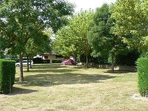 Cholet Tourisme Camping du Moulin d'Eau Nueil sur Layon 49