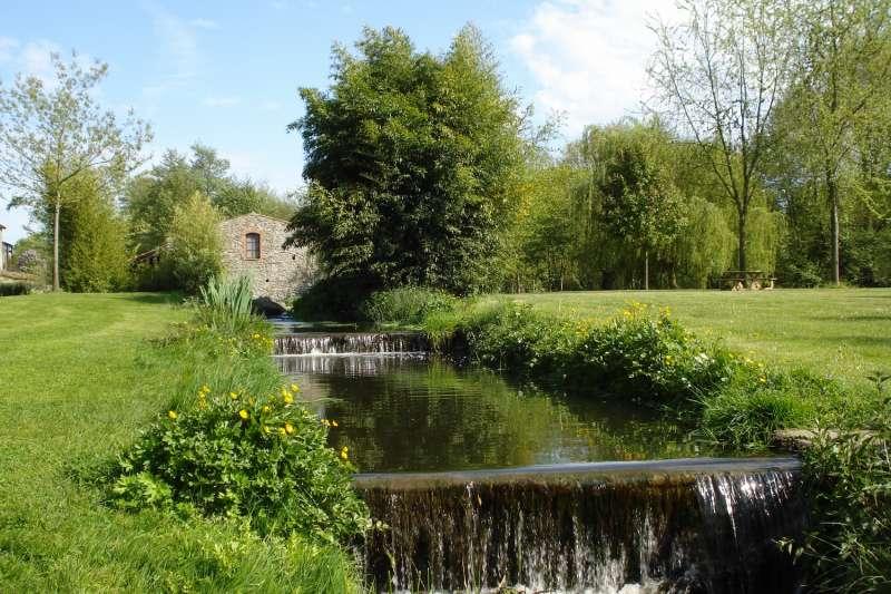 Cholet tourisme nature lieux de visite randonnée sentier d'interprétation moulin de la cour La Séguinière bords de Moine pêche aire de pique-nique