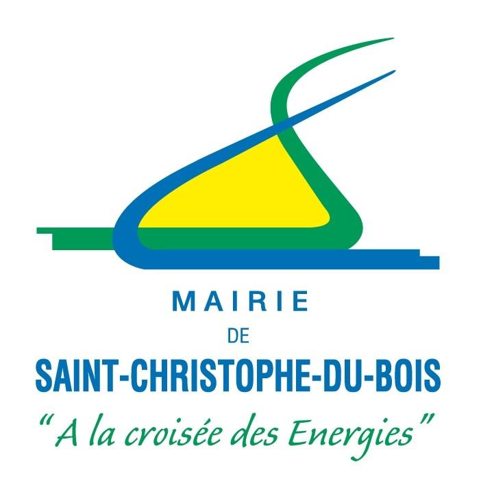 """Résultat de recherche d'images pour """"logo Saint Christophe du Bois"""""""