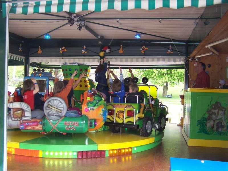 Cholet tourisme activités et loisirs Manège Parc de moine Cholet