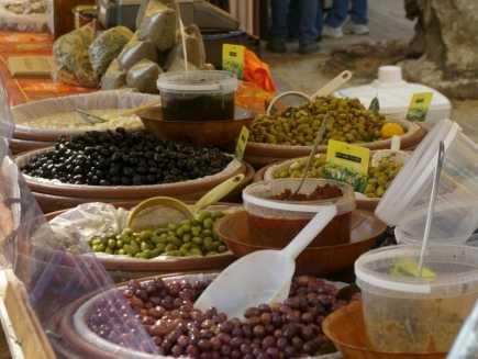Cholet tourisme manger Marché quartier