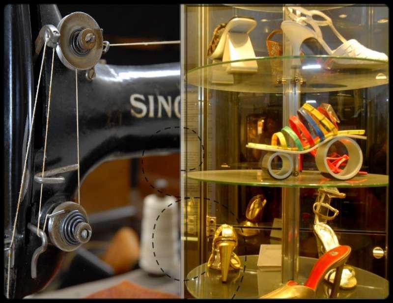 Cholet tourisme lieux de visite artisanat musée des métiers de la chaussure st andré de la marche