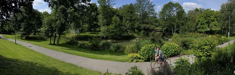 Parc de moine parcs et jardins cholet 49300 - Office du tourisme de cholet ...