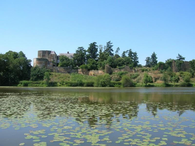 Cholet Tourisme Route des Vins Château Passavant-sur-Layon