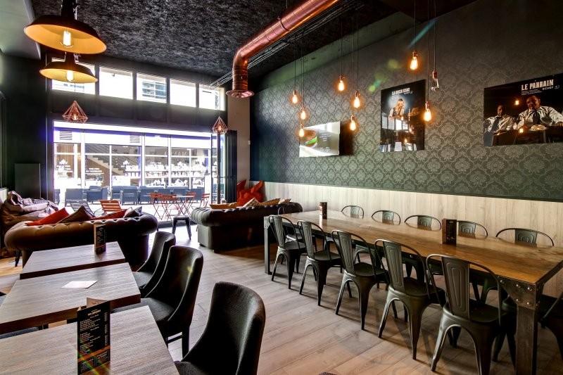 Cholet tourisme restaurant bchef bagels burgers salade desserts restauration rapide