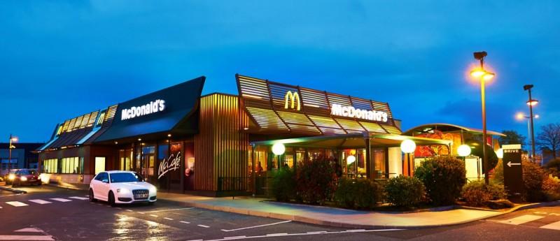Cholet tourisme mcdonalds sud fast food restaurant rapide