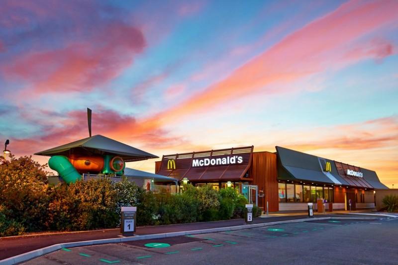 restaurant mcdonald 39 s restauration rapide sandwicherie sevremoine 49450. Black Bedroom Furniture Sets. Home Design Ideas