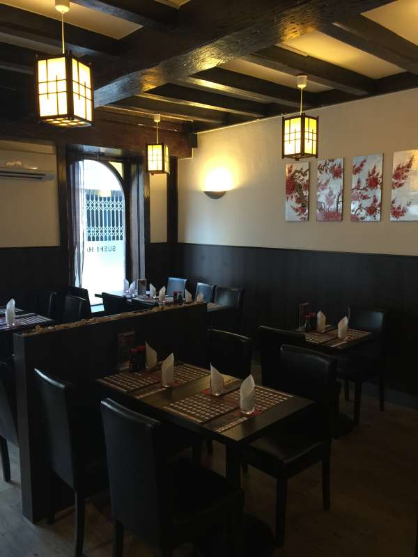 restaurant sushi hanaki cuisine du monde cholet 49300. Black Bedroom Furniture Sets. Home Design Ideas
