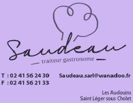 Sarl saudeau traiteurs saint leger sous cholet 49280 for Monsieur meuble cholet
