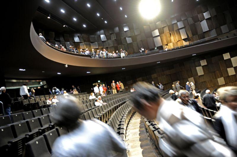 Cholet tourisme culture théâtre saint-louis