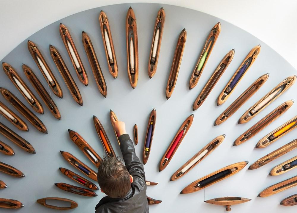 Mus e du textile et de la mode mus es artisanat et - Artisanat d art hervet manufacturier ...
