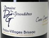 Anjou Villages Brissac Domaine des Giraudières