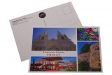Carte postale touristique