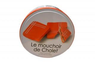 Boîte métal Chocolat - Mouchoir de Cholet®