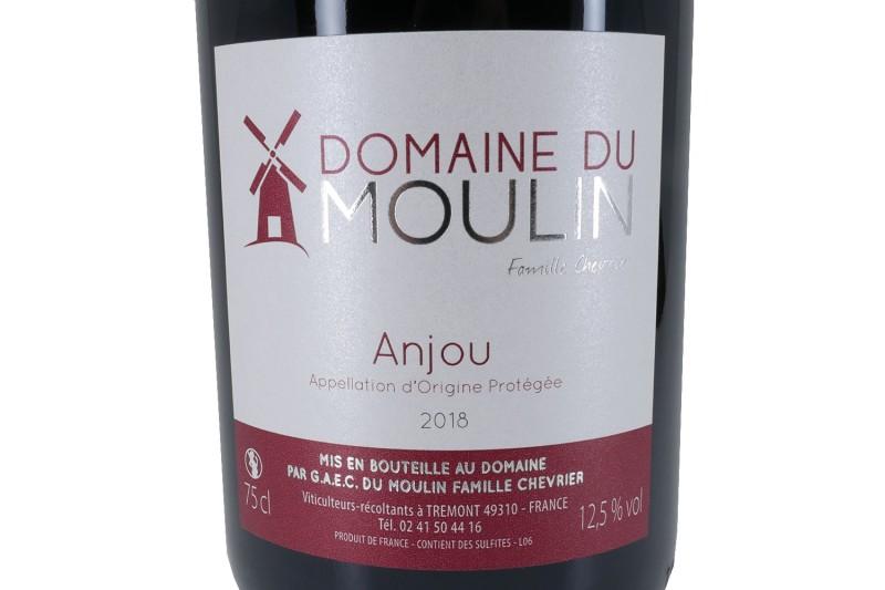 Anjou Rouge - Dom. du Moulin