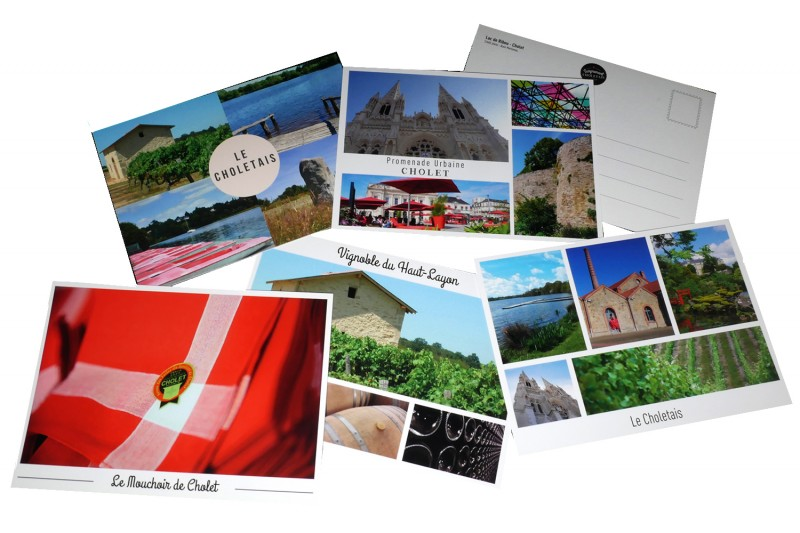 arte postale touristique