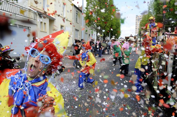 Carnaval de Cholet (c) Mathilde Richard