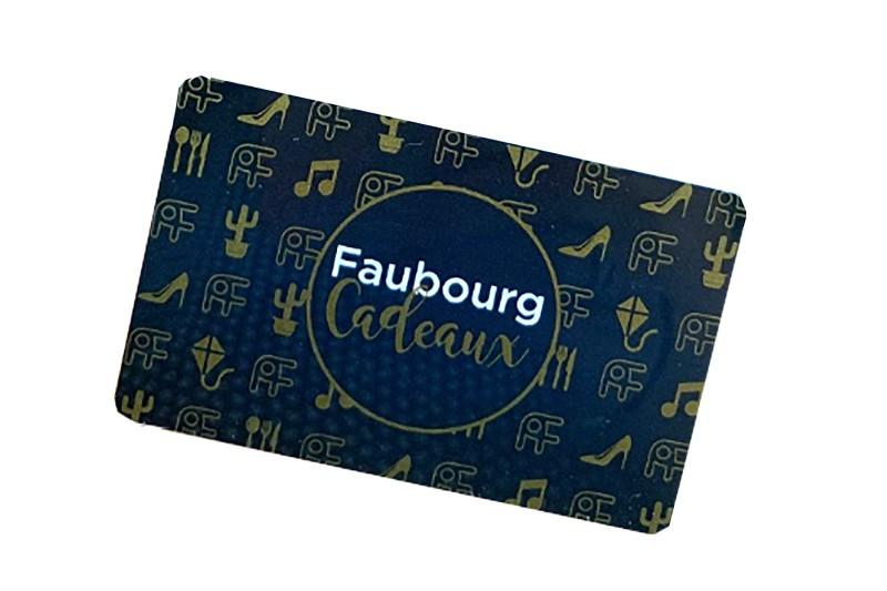 Carte cadeaux - Autre Faubourg