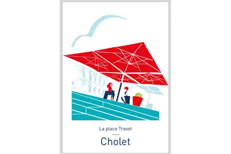 carte-postale-illustra-e-la-place-travot-cholet-545777-556177