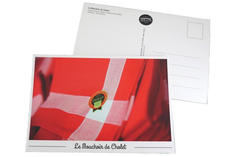 carte-postale-le-mouchoir-de-cholet