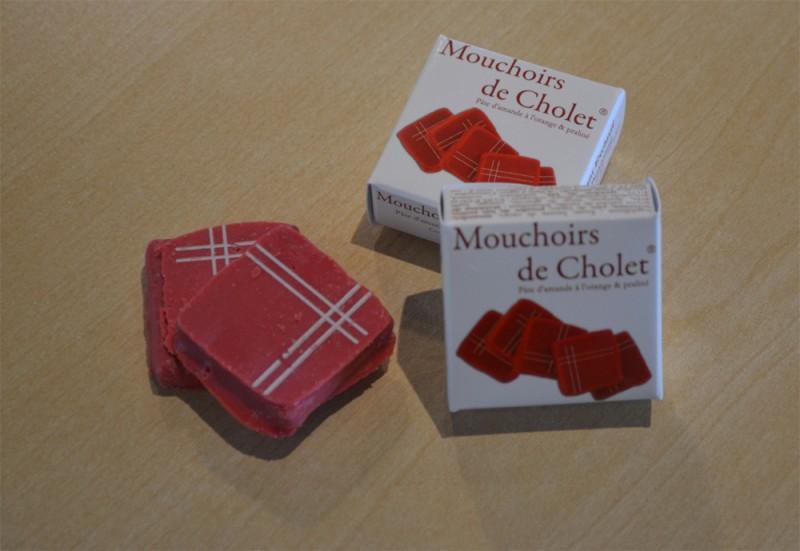 Duo chocolat - Mouchoir de Cholet®