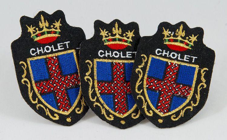 Ecusson-Blason-de-Cholet-107723