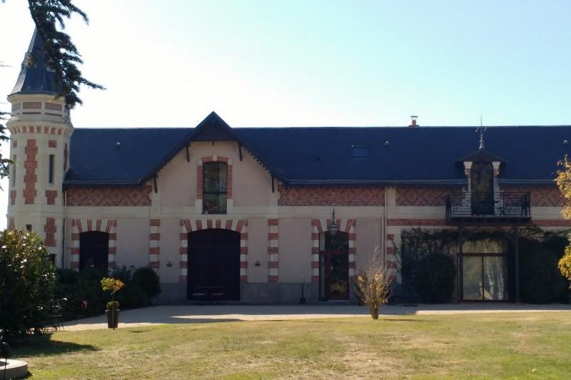 Cholet Tourisme Gîte cabernet Château de Montguéret Nueil-sur-Layon