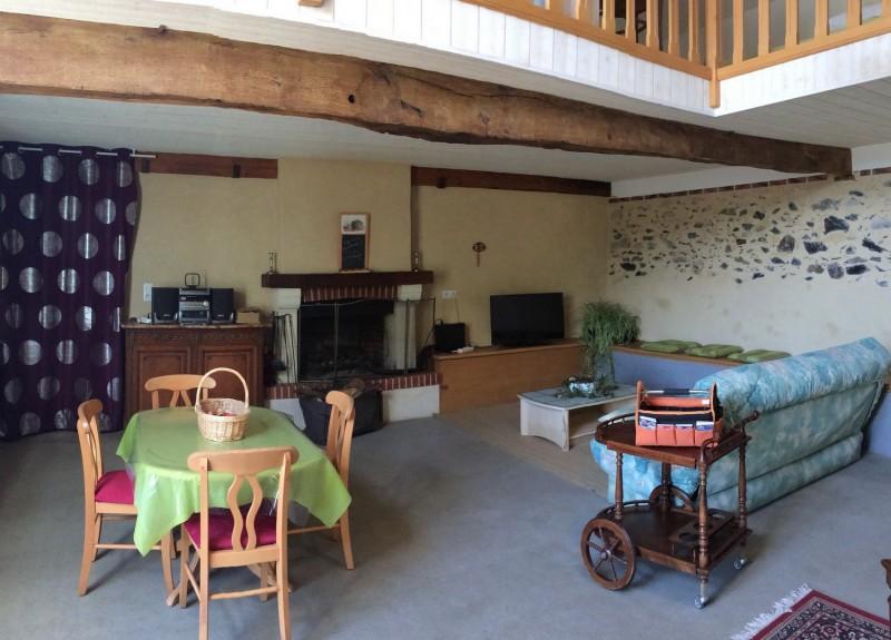 Cholet Tourisme Gîte Les Trois Charmes Saint-Paul-du-Bois