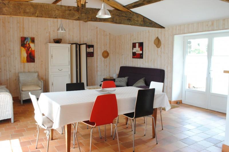 Cholet Tourisme Gîte de Vieil Mur La Séguinière 49
