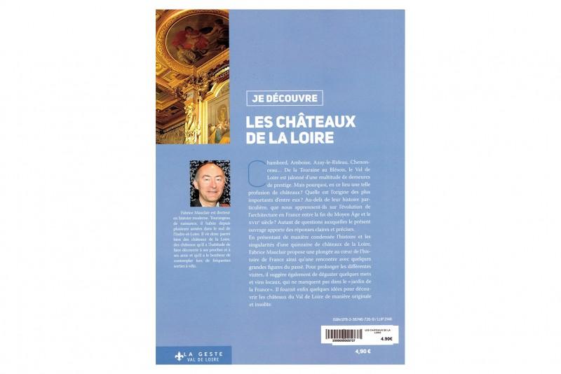Je découvre Les Châteaux de la Loire