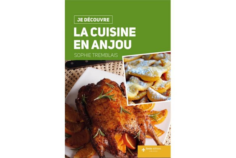 Cholet tourisme boutique librairie recettes Anjou, Collection Je Découvre Geste Editions
