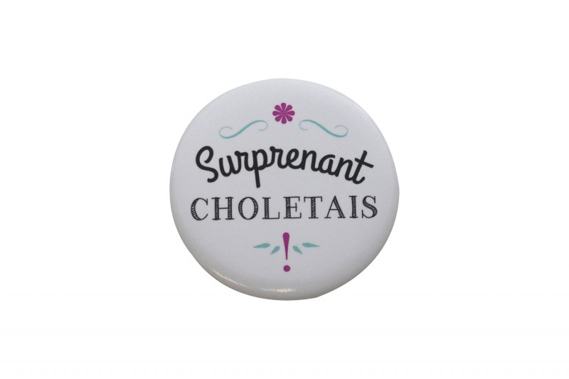 Cholet tourisme boutique Surprenant Choletais magnets