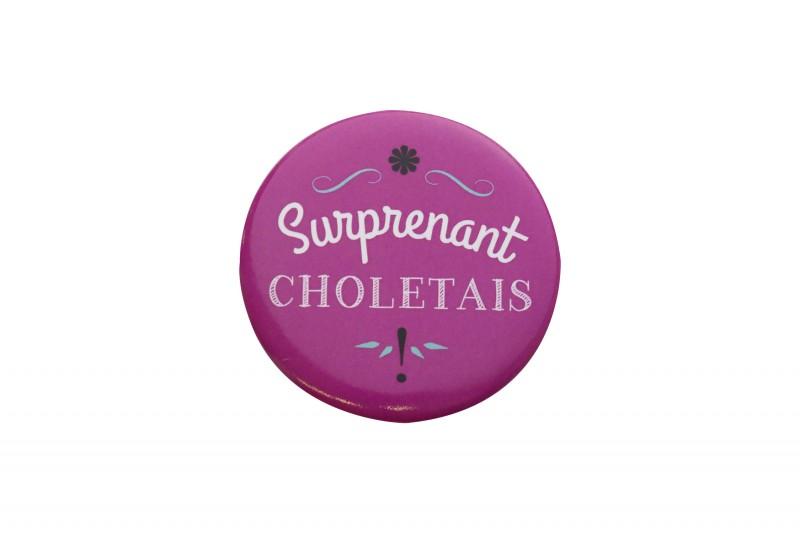 Cholet tourisme boutique Surprenant Choletais magnets