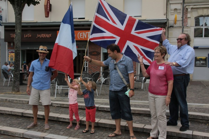 Rallye Découverte Voiture Franco-anglophone Vihiers