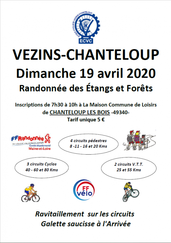 rando-vezin-chanteloups les bois-cholet-49-Maine et Loire