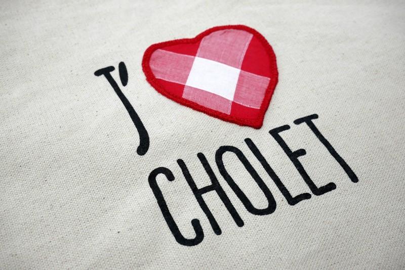 Sac J'aime Cholet