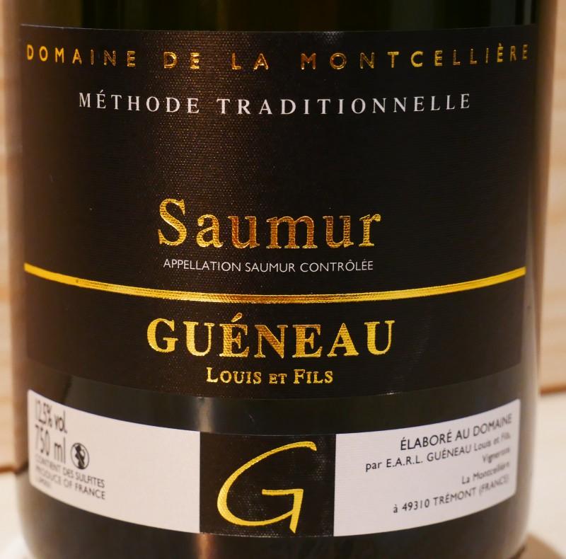 Saumur Brut - Dom. La Montcellière