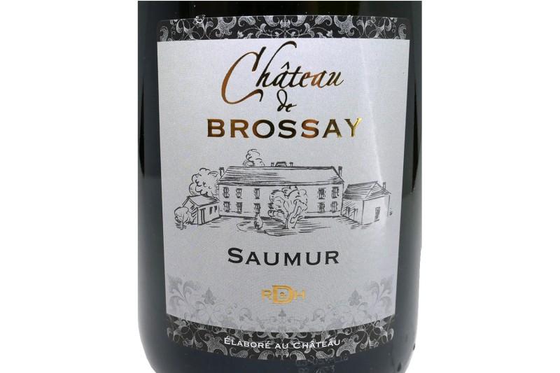 Saumur Fines Bulles Château de Brossay