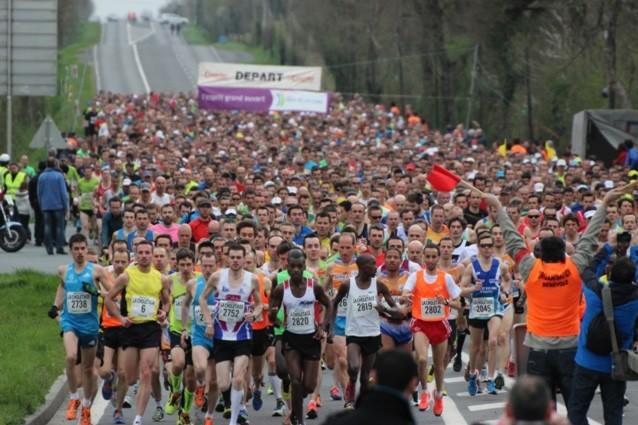 Semi marathon de Nuaillé