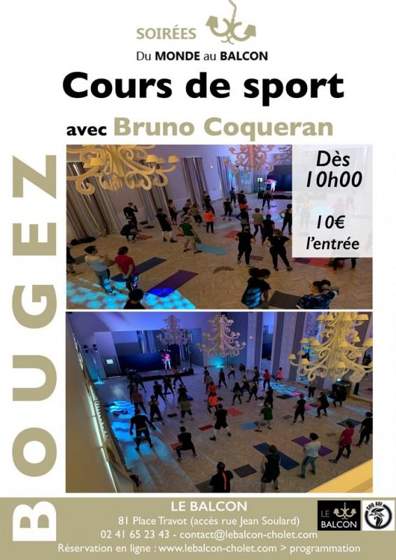 sport Balcon Cholet Bruno Coqueran